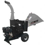 Lumag RAMBO HC15H 120mm Wood Chipper With Hydraulic Feed